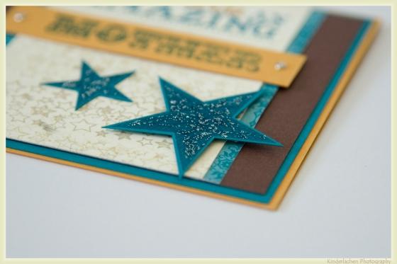Stampin Up Karte Danke 1