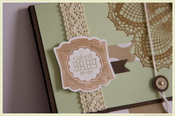 stampin up_neuhofen_mannheim_workshop_mini Album_hello doily_baby 3