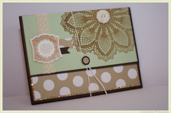 stampin up_neuhofen_mannheim_workshop_mini Album_hello doily_baby 5