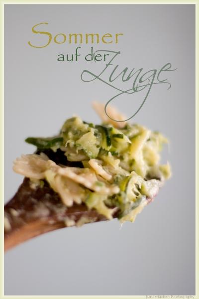 zucchini sauce für pasta_!