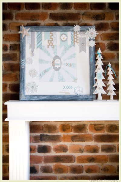 stampin up_neuhofen_mannheim_weihnachten_bilderrahmen_festive flurry_merry little christmas_1
