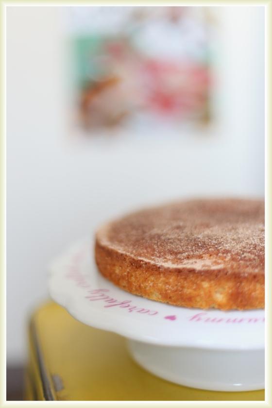 kuchen mit zimt topping 1