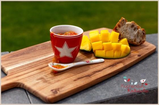 Mango chutney 2