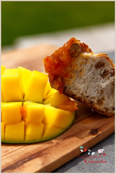 Mango chutney 3